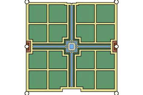 layout plan of karol bagh chahar bagh gardens of paradise explore the taj mahal