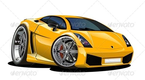 cartoon sports car vector cartoon sport car group cartoon and trucks