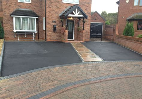 How To Lay Brick Patio Tarmac Driveways Widnes Pringle Surfacing
