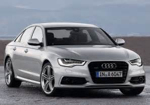 most wanted cars audi a6 2013