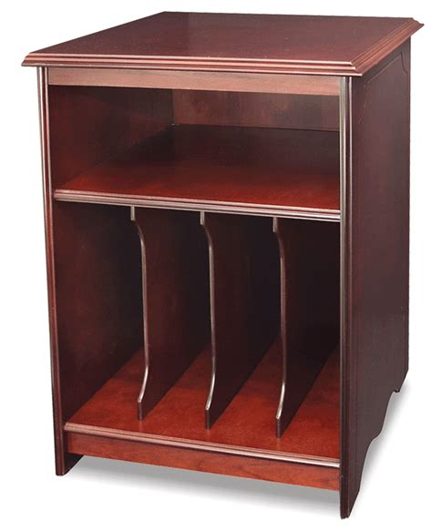 Crosley record player stand/storage   Record Storage and