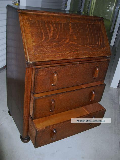 drop front desk antique drop front desk with hutch antique