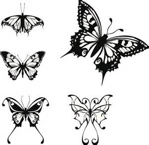dibujos de mariposas para tatuajes batanga