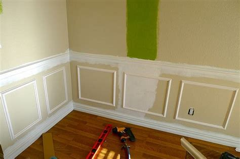 Wainscoting Boxes Walls Wainscoting And Boxes On
