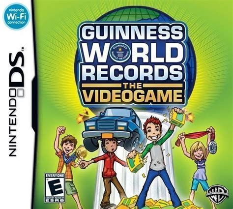 genesis world book of records guinness book of world records the usa rom