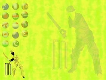 cricket themes for ppt cricket world cup powerpoint templates