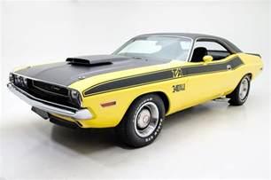Ta Chevrolet Dealers Barrett Jackson Las Vegas 1970 Dodge Challenger T A