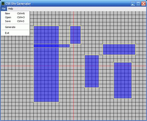 div layout generator software download css div generator 1 0