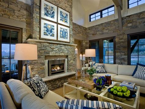 hgtv dream home   great room    style