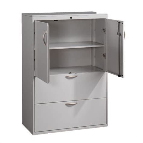 lateral file with storage cabinet great openings storage lateral file with cabinet