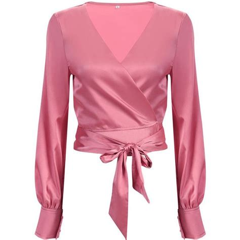 Blouse Top Pink best 25 pink shirts ideas on varsity crew