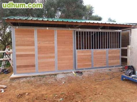 cobertizos para caballos boxes y cobertizos para caballos