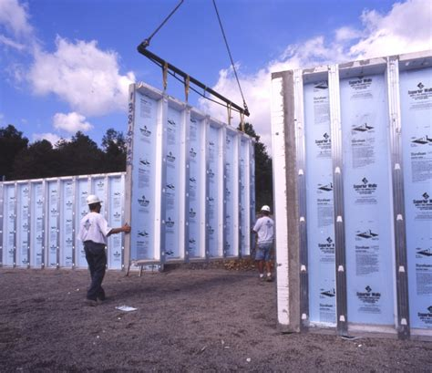 prefabricated basement walls rooms