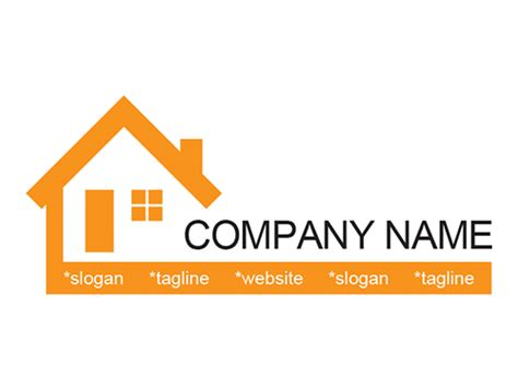 Free House Logo Template 187 Igraphic Logo