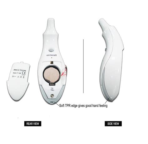 Thermometer Infrared Surabaya digital ear thermometer blacklit lcd et 100b blue jakartanotebook