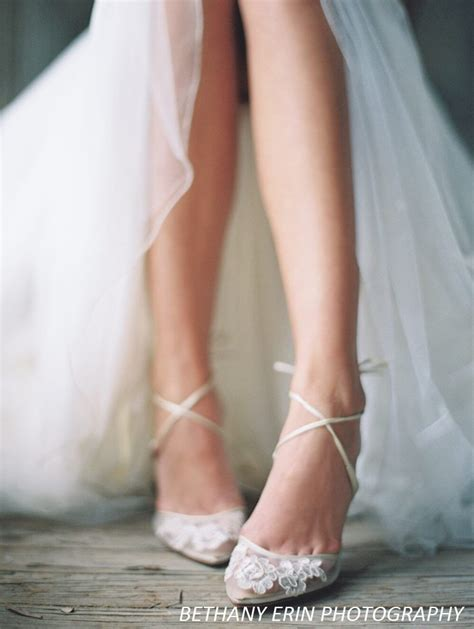 Wedding Dress Heels by Shop Bridal Boutique
