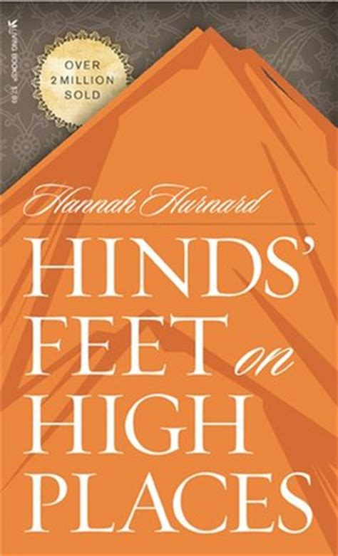 high places a parable books hinds on high places by hurnard reviews