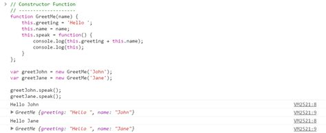 pattern exles in javascript four rules to define quot this quot in javascript