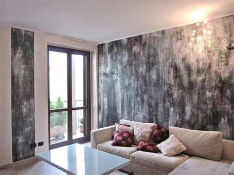 decorazione parete soggiorno pareti pittura particolare decorazioni per la casa
