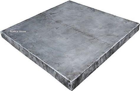 zinc sheets for table top 25 best ideas about zinc table on zinc