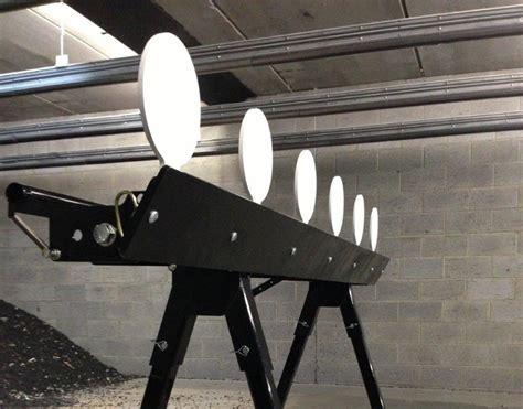 Steel Target Plate Rack by On Target Point Blank Range