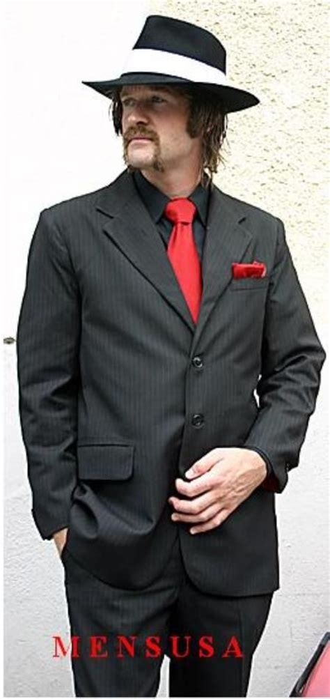 black suit red shirt with vest sku mubr3 men black red stripe vested suit 3 button suit