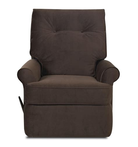 powered recliner chair clearwater transitional power reclining chair by klaussner