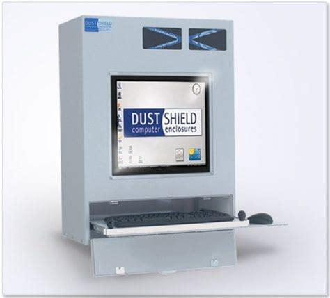 Computer & PC Enclosures & Industrial Cabinets   DustShield?