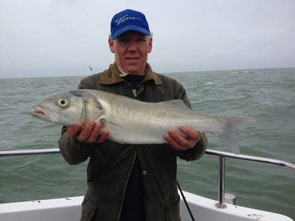 fishing boat hire hayling island valkyrie charter boat fishing hayling island bass gallery