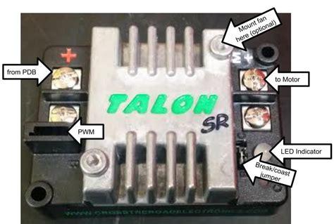 talon frc electrical bible