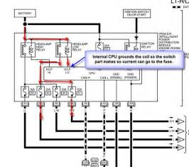 2005 nissan altima stereo wiring diagram