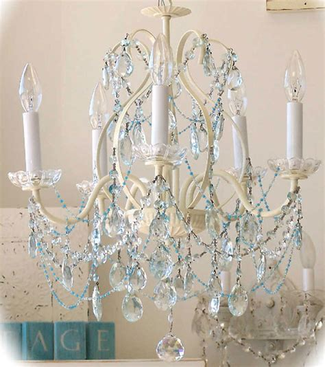 shabby chic bedroom chandelier shabby chic chandeliers glittering vintage glamour for