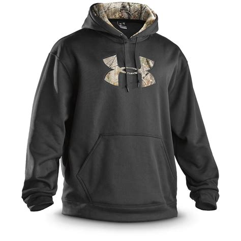 under armoir sweatshirts under armour 174 coldgear 174 tackle twill hoodie 209501