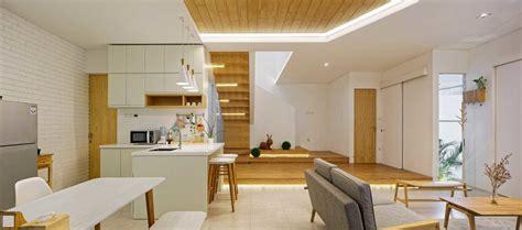 desain dapur scandinavian rumah mewah jurnal arsitektur