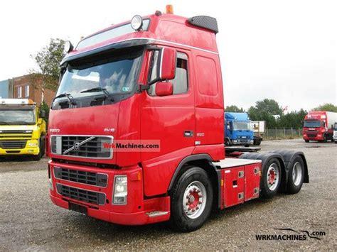 volvo semi trailer volvo fh 16 fh 16 550 2005 standard tractor trailer unit