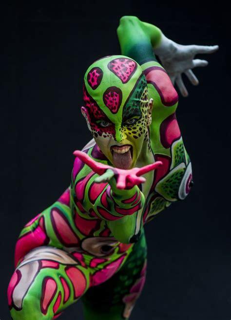 bold  beautiful body art rediffcom india news