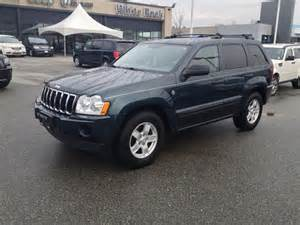 Jeep Laredo 2005 2005 Jeep Grand Laredo Surrey Columbia