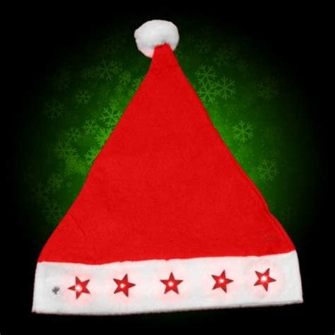 santa hat wholesale santa hat wholesale wholesale glow products