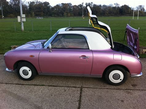nissan figaro bumpers for sale pink figaro www figarospares co uk