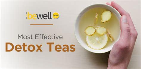 How Should You Detox Teas by 5 Best Detox Teas Be Well Buzz