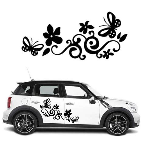 flower decals for cars www pixshark images