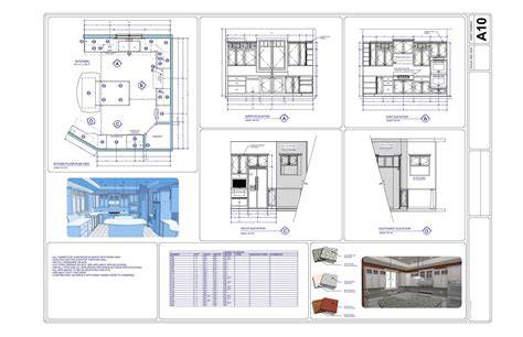 Cad Kitchen Design Software Kitchen Elevations Dwg Studio Design Gallery Best
