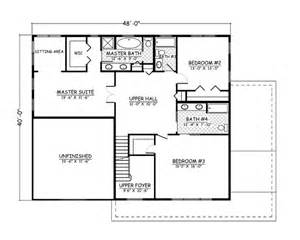 40 x 40 house plans colonial house plan 723098 ultimate home plans