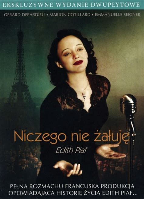 movie biography edith piaf niczego nie żałuję edith piaf 2007 filmweb