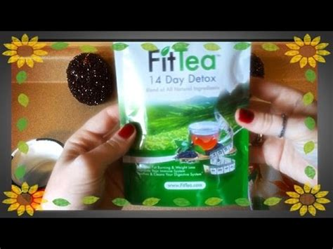 Is Fit Detox Tea Legit by Tea Detox Is It Safe Honest Review Fit Tea 14 Day