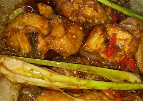 resep ayam kecap pedas oleh beladina cookpad
