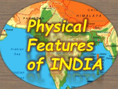 Geos Jnana 5 physical features of india