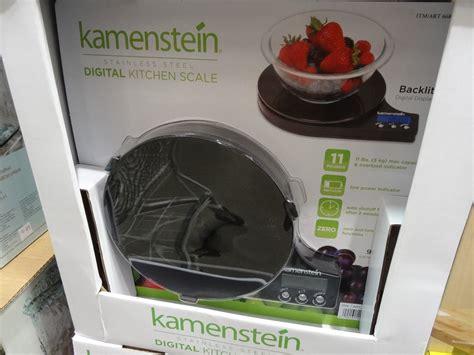 Kamenstein Digital Kitchen Scale by Kamenstein Digital Kitchen Scale