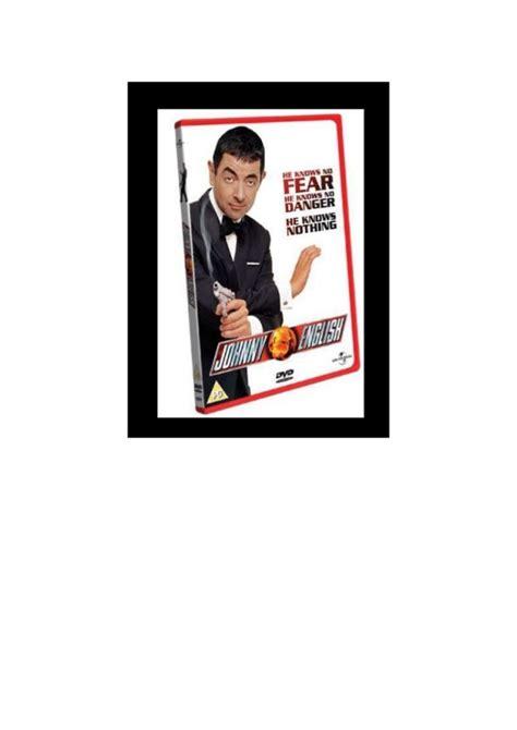Film Komedi Action   johnny english 2003 online streaming 1080p film komedi