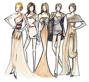Tips on drawing fashion design fashion design course